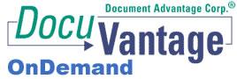 DocuVantage OnDemand Document Management